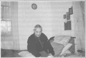 Ο Αναστάσιος με κομμένο πόδι και ιώβεια υπομονή στο κρεββάτι του πόνου